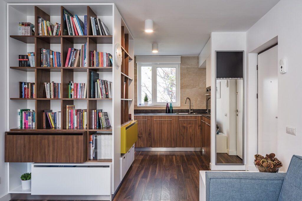 Tận dụng mọi không gian và tối ưu công năng cho các vật dụng thiết kế trong căn hộ
