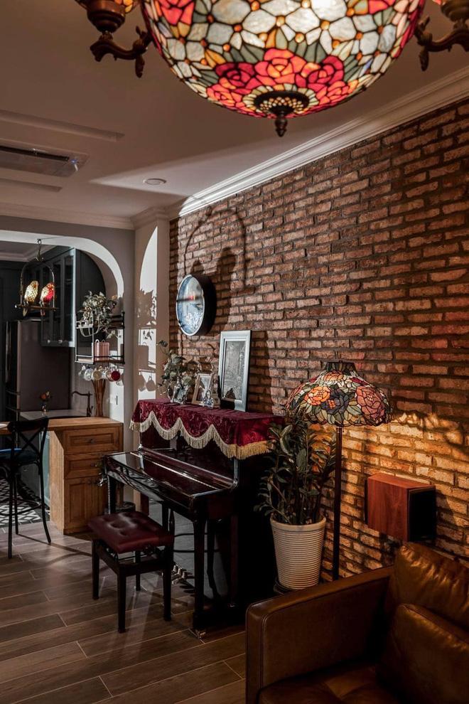 Thiết kế căn hộ chung cư theo phong cách cổ điển