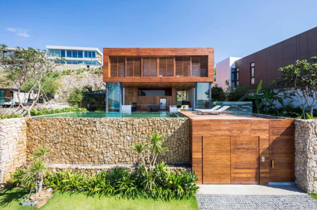 Căn biệt thự gỗ Timber House tại Nha Trang