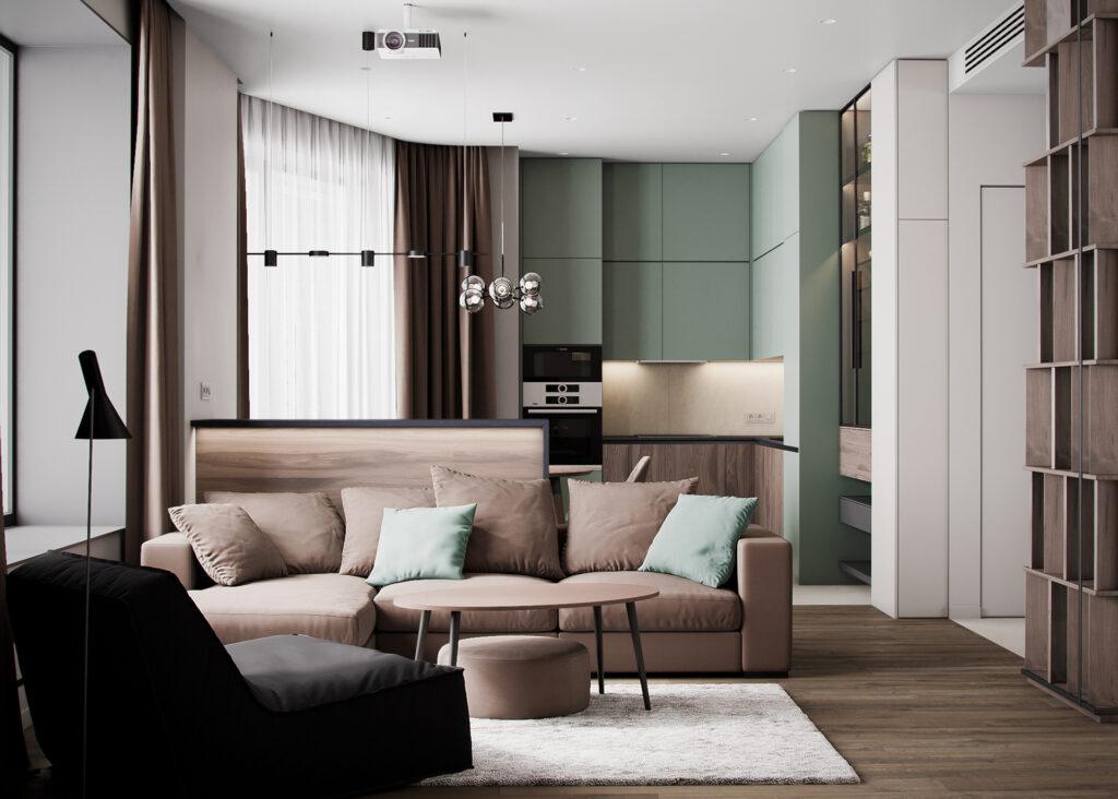 Một đơn vị thiết kế thi công nội thất chất lượng sẽ mang đến không gian sống hoàn hảo nhất cho bạn