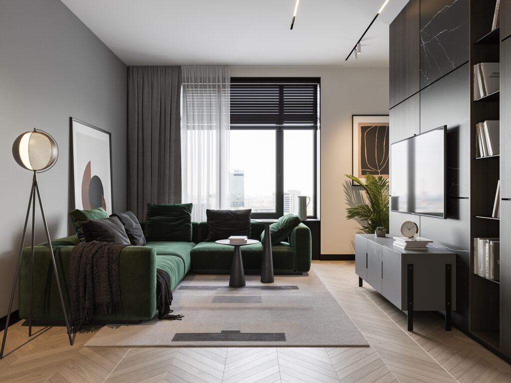 Giá thiết kế nội thất chung cư được quyết định bởi nhiều yếu tố khác nhau