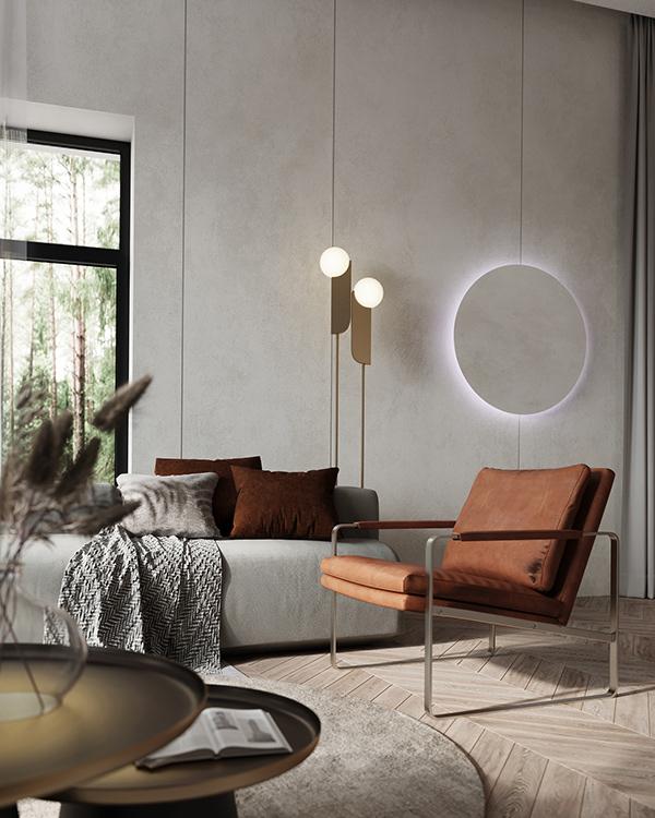 Mẫu thiết kế nội thất căn hộ đẹp 2020