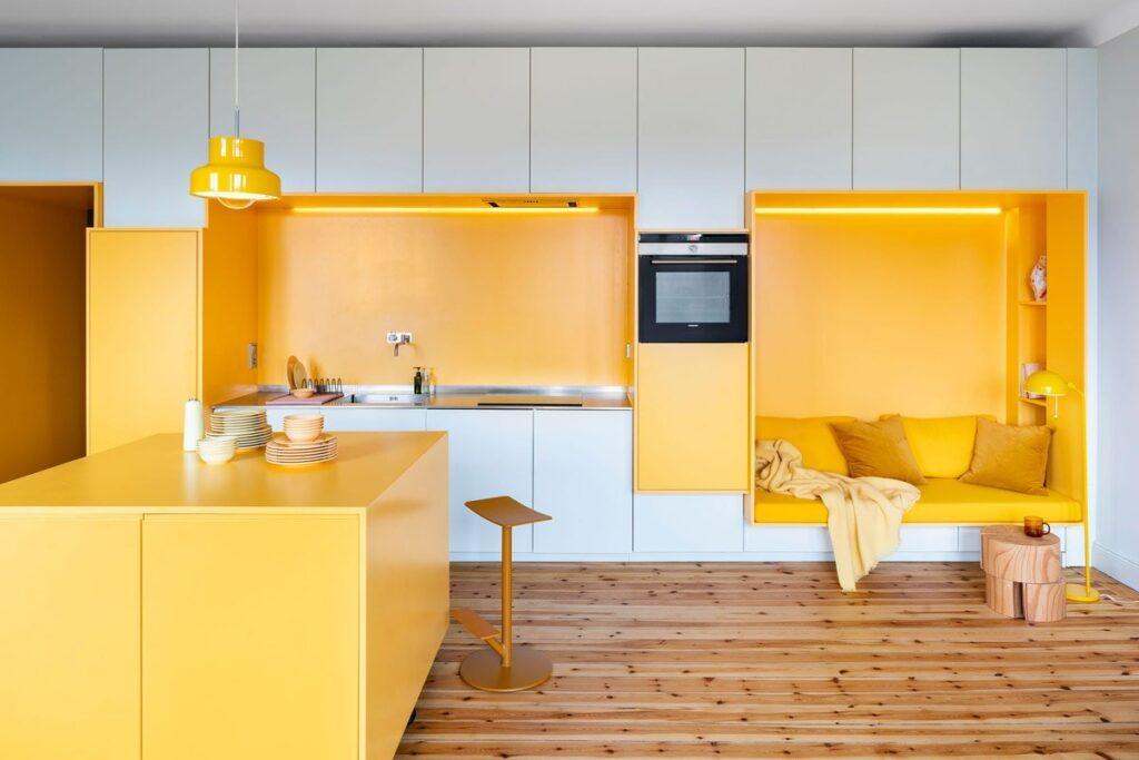 4 nguyên tắc phối màu sắc trong các thiết kế nội thất mà ai cũng nên biết