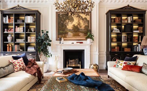 Palladian - Phong cách thiết kế nội thất biệt thự tân cổ điển