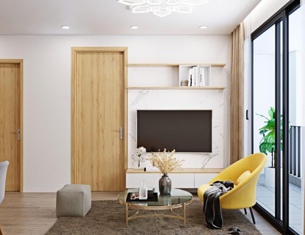 Các chung cư mini thường được thiết kế với nội thất hiện đại nhưng đơn giản, tinh tế