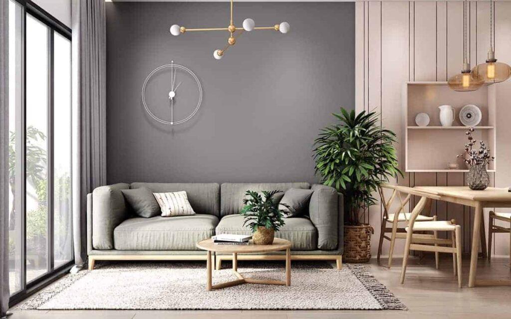Cách trang trí và thiết kế nội thất phòng khách đẹp và hiện đại trong năm 2021