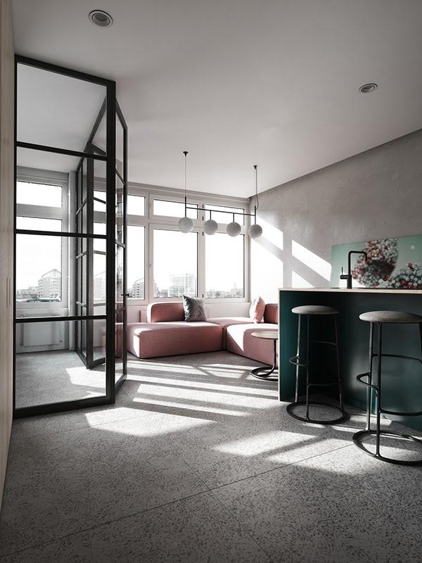 Thiết kế nhà phố có nhiều ánh sáng tự nhiên mang đến vô vàn lợi ích cho chủ nhân căn nhà