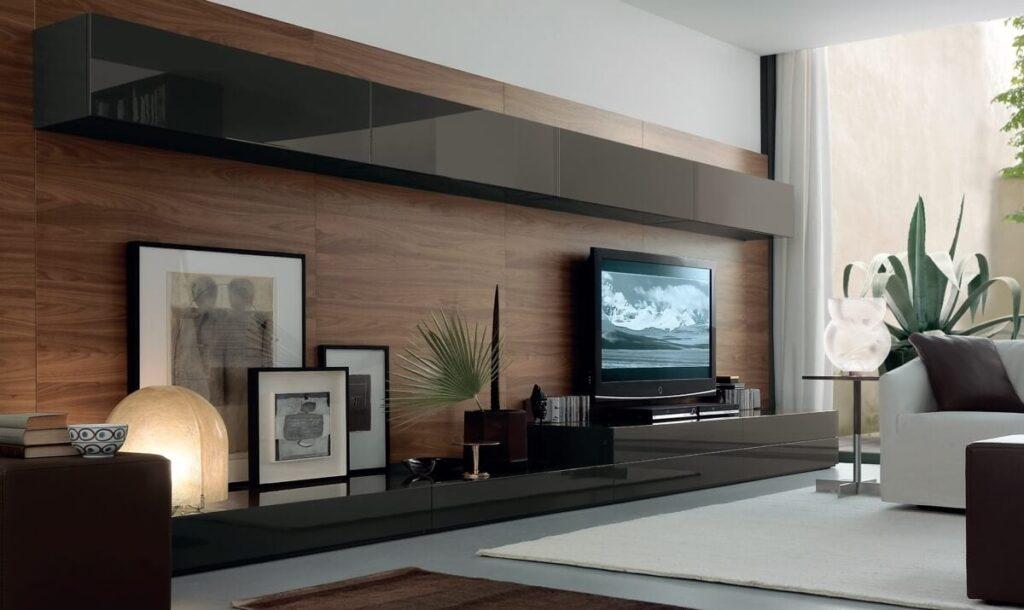 Lựa chọn các vật trang trí nội thất căn hộ tối giản có cũng tone màu chủ đạo và nhỏ gọn