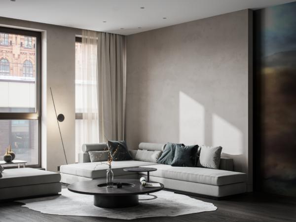 Nội thất đóng vai trò đặc biệt quan trọng trong thiết kế căn hộ chung cư