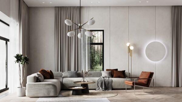 Mỗi căn hộ sẽ được thực hiện theo một phong cách nhất định