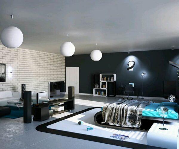 Phong cách thiết kế chung cư Hitech gây ấn tượng ngay từ cái nhìn đầu tiên