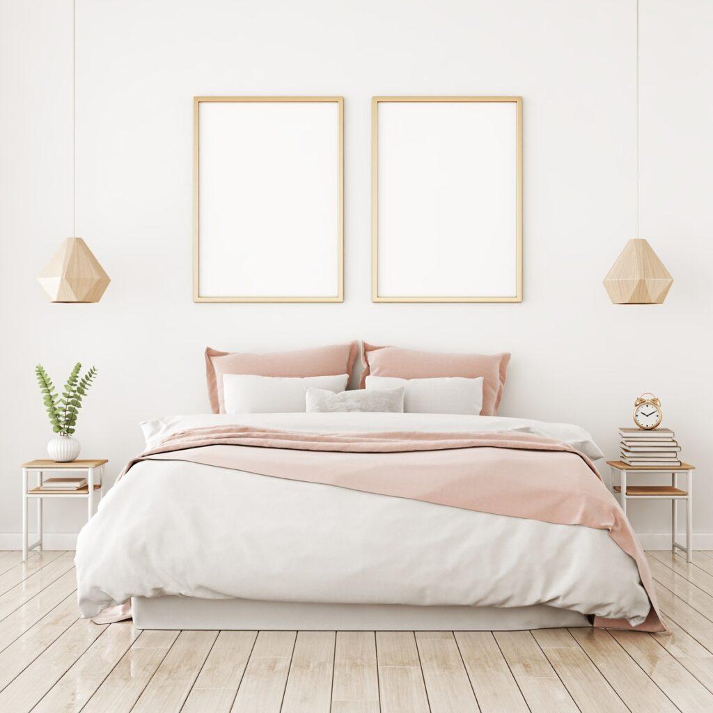 Thiết kế nội thất với các gam màu nóng - lạnh tương phản