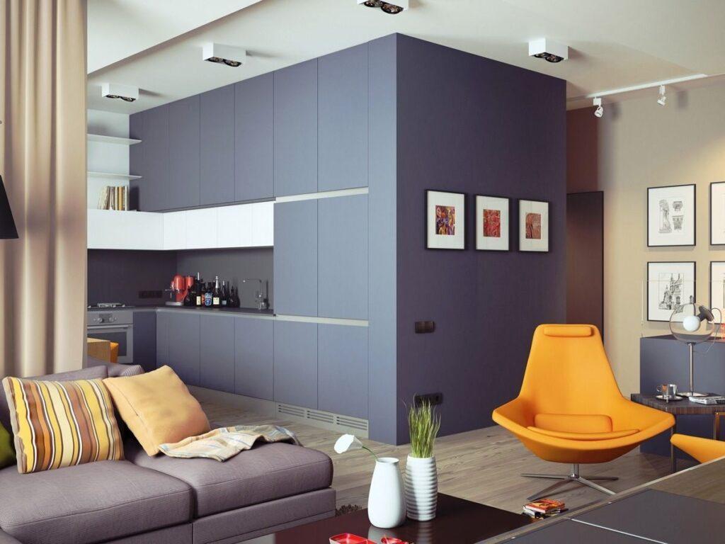 Tối ưu công năng vật dụng trong các thiết kế nội thất phòng khách
