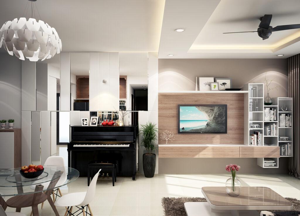 Tối ưu hóa công năng sử dụng các vật dụng trang trí nội thất