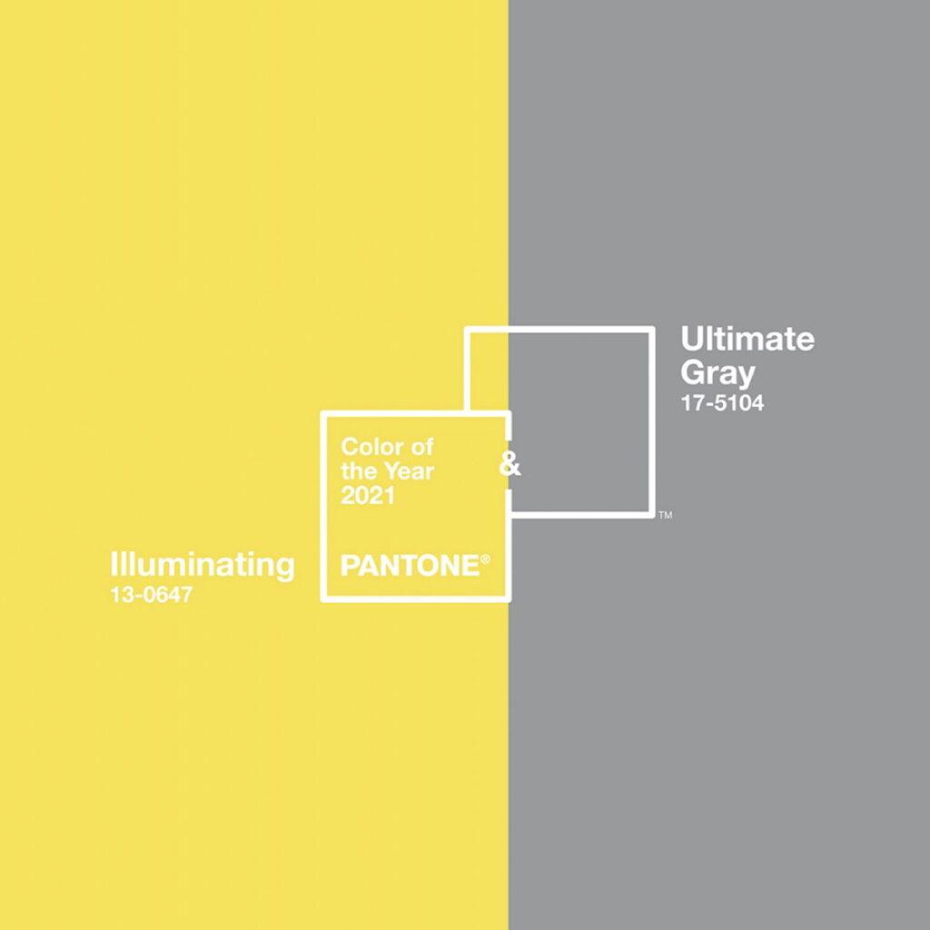 Viện màu sắc Pantone công bố màu sắc xu hướng năm 2021 là xám và vàng