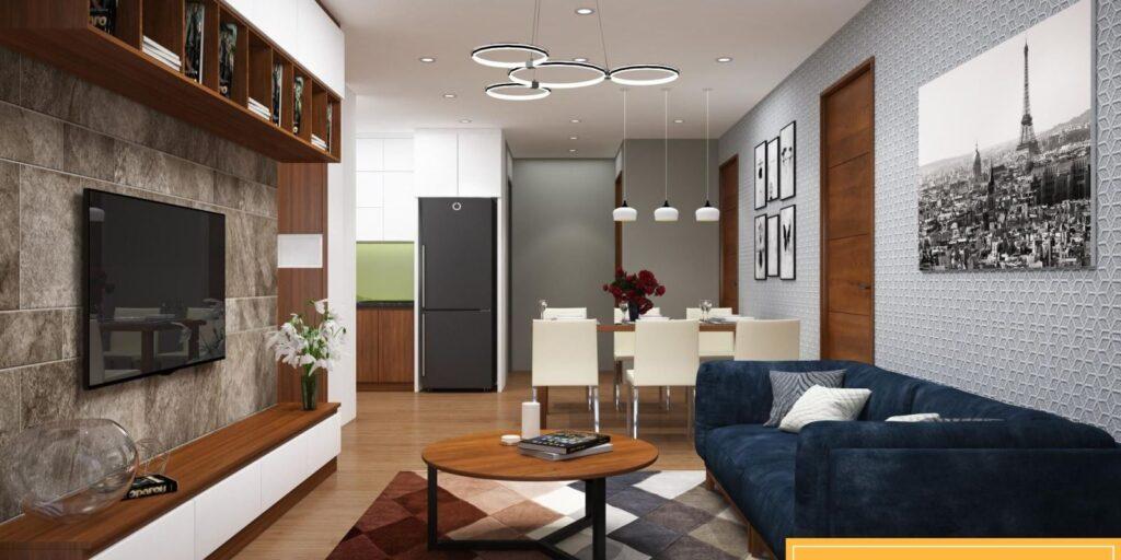 Xu hướng thiết kế nội thất căn hộ cao cấp và sang trọng trong năm 2021
