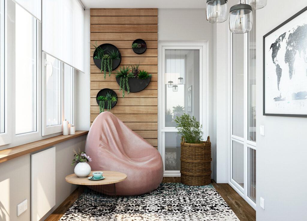 Ý tưởng thiết kế nội thất nhỏ, gọn và đơn giản