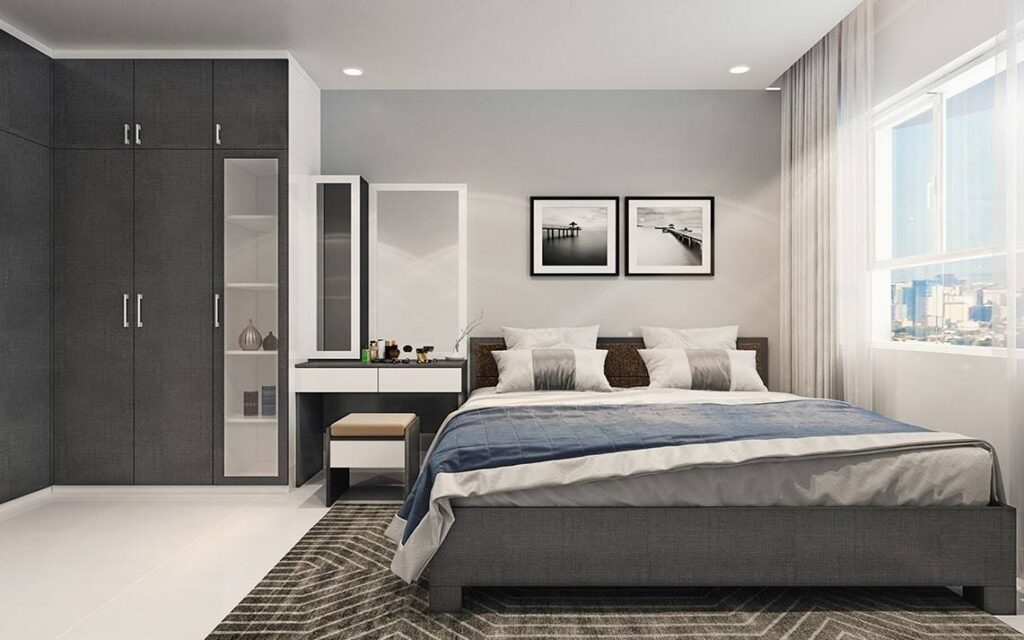 20 yếu tố cần tránh theo phong thủy khi thiết kế thi công nội thất phòng ngủ