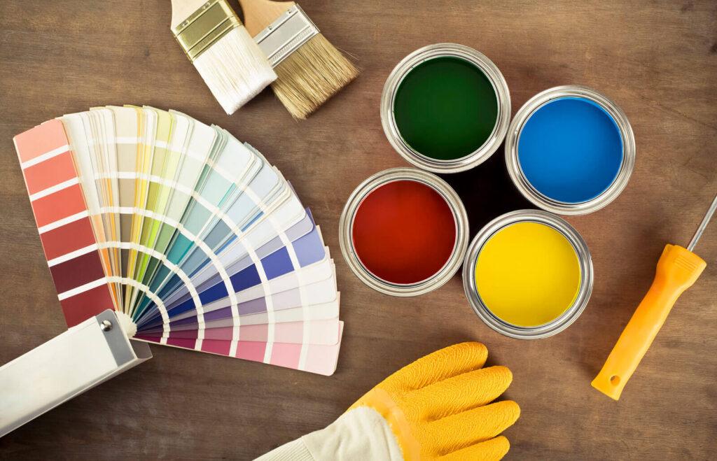 Bảng màu sắc trang trí nội thất theo phong thủy ngũ hành và tuổi tử vi