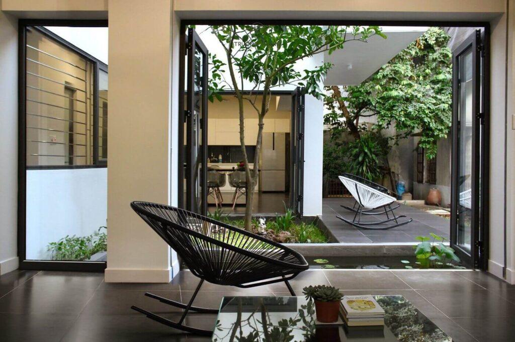 Các loại cây phong thủy thường sử dụng trong nhà, trước sân và trên bàn làm việc