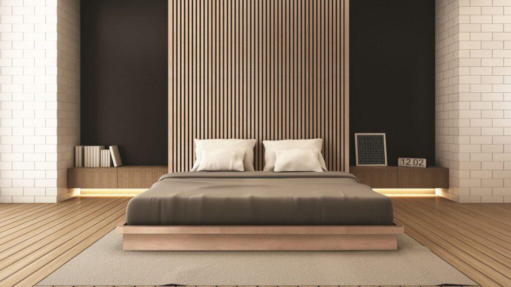 Các nguyên tắc thiết kế phòng ngủ theo phong thủy bạn cần biết