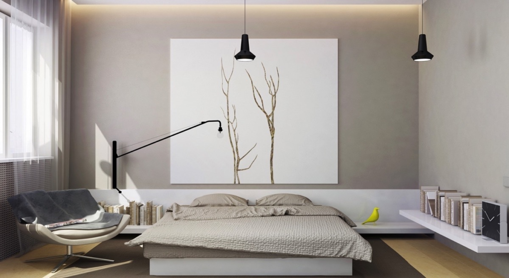 Những nguyên tắc thiết kế phòng ngủ theo phong thủy bạn cần lưu ý