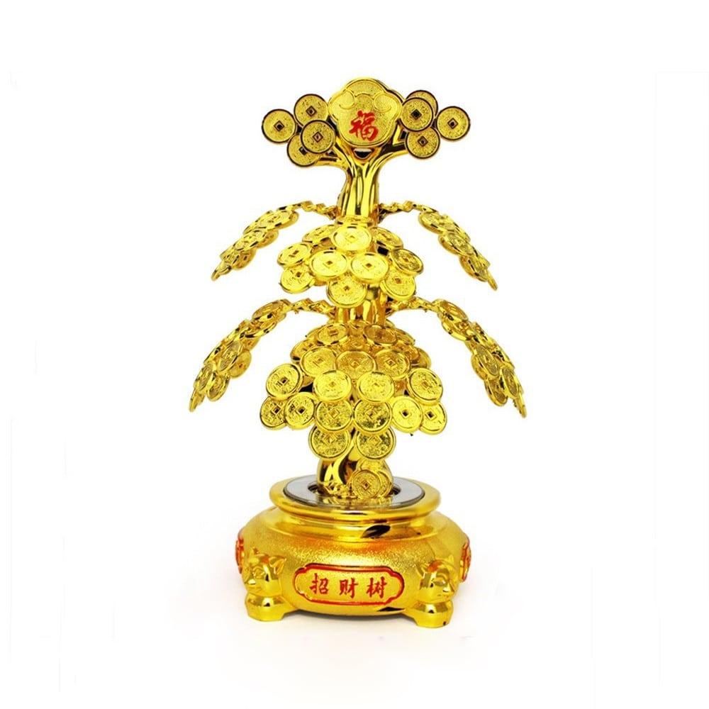 Cây vàng khối trên bàn thờ là gì?. Ảnh sưu tầm