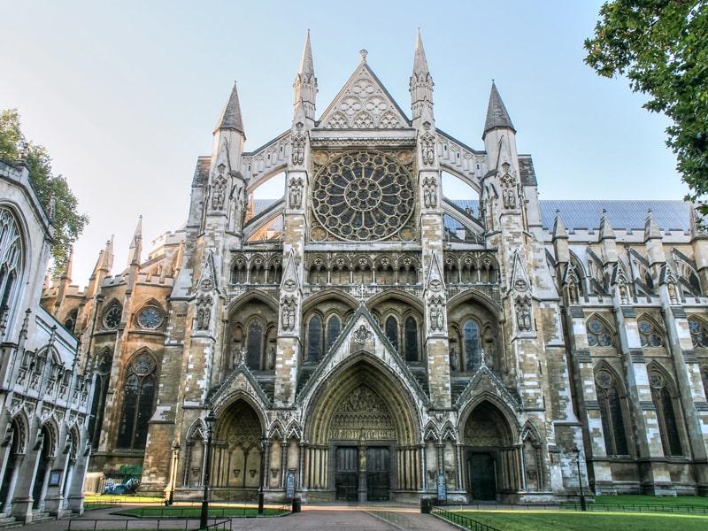 Tu viện Westminster là nơi lưu giữ vẻ đẹp kiến trúc ngàn đời