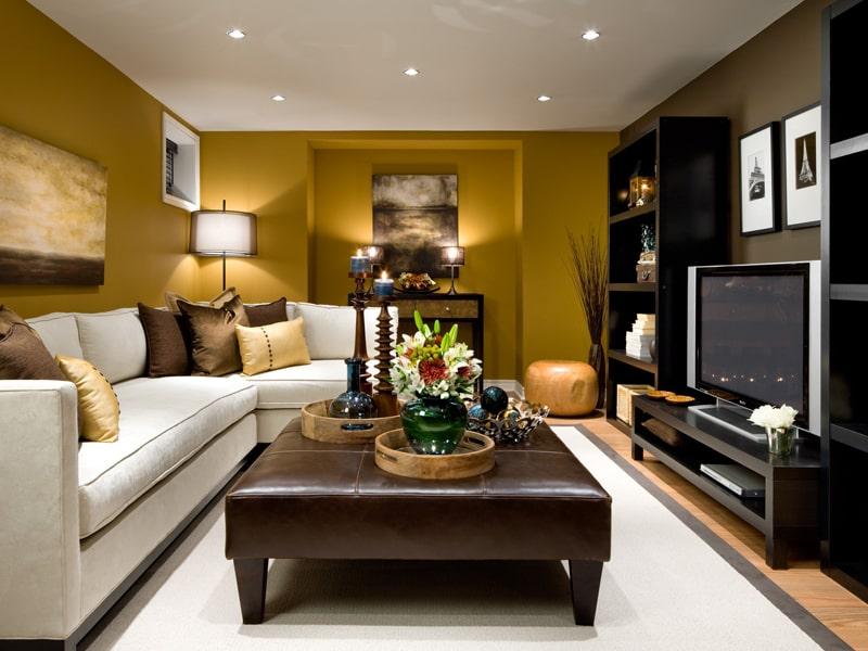 Mỗi kiểu kiến trúc sẽ có diện tích phòng khách riêng