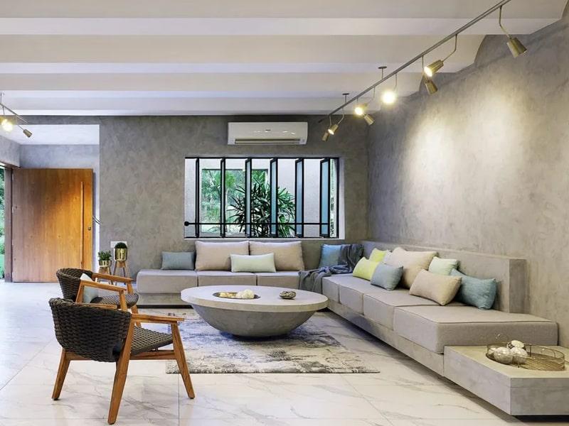 Những phong cách thiết kế phòng khách thịnh hành nhất năm 2021
