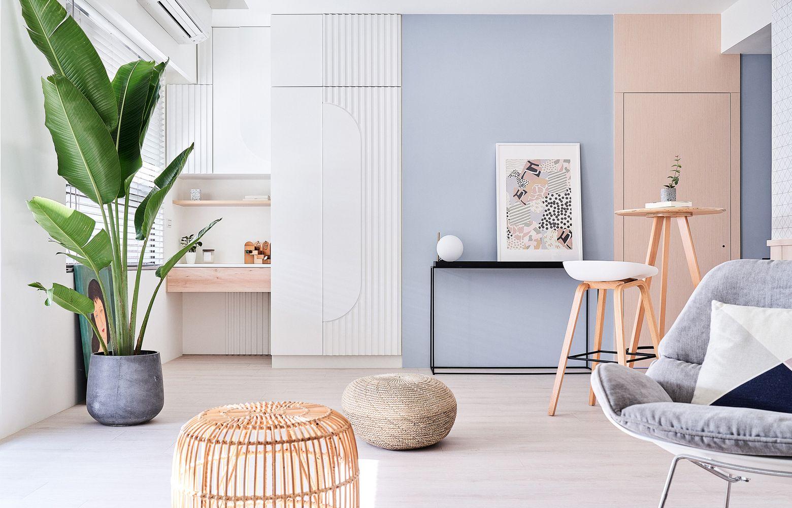 Cách chọn màu sơn nhà đẹp phù hợp với gia chủ mệnh Thủy trong năm 2021