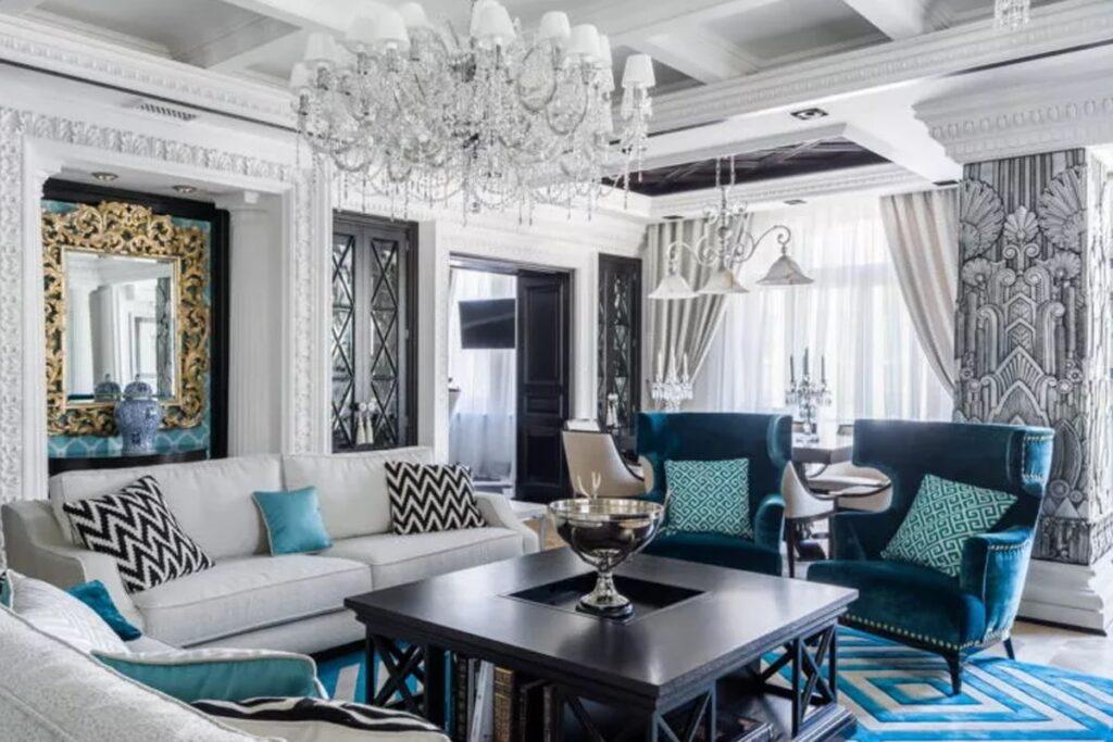 Phong cách Art Deco xuất hiện trong nhiều lĩnh vực của đời sống (Ảnh sưu tầm)