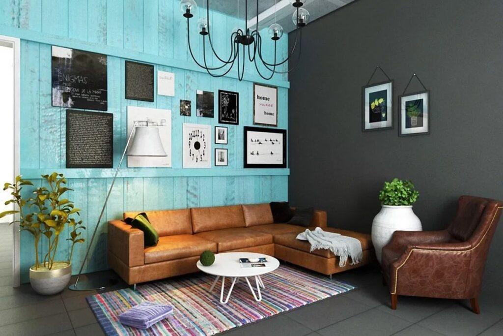 Đồ nội thất cổ là đặc trưng của phong cách Vintage. (Ảnh sưu tầm)