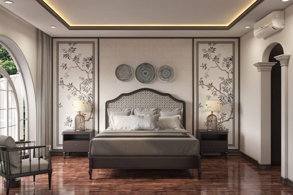 Indochine là bản giao hưởng Đông Tây đầy cảm hứng cho các kiến trúc sư. (Ảnh sưu tầm)