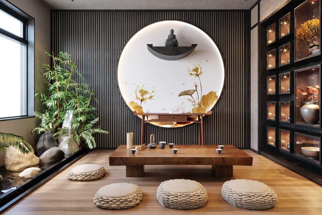 Văn hóa Trung Quốc ảnh hưởng lớn tới lối kiến trúc Indochine (Ảnh sưu tầm)