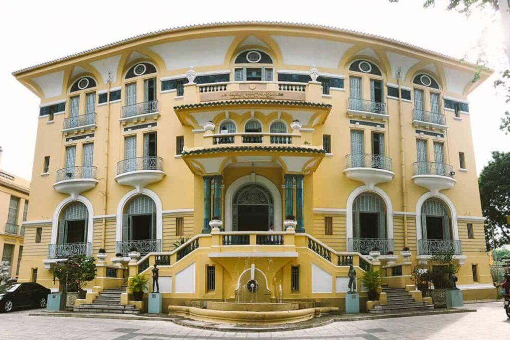Bảo tàng Mỹ thuật TP. Hồ Chí Minh (Ảnh sưu tầm)