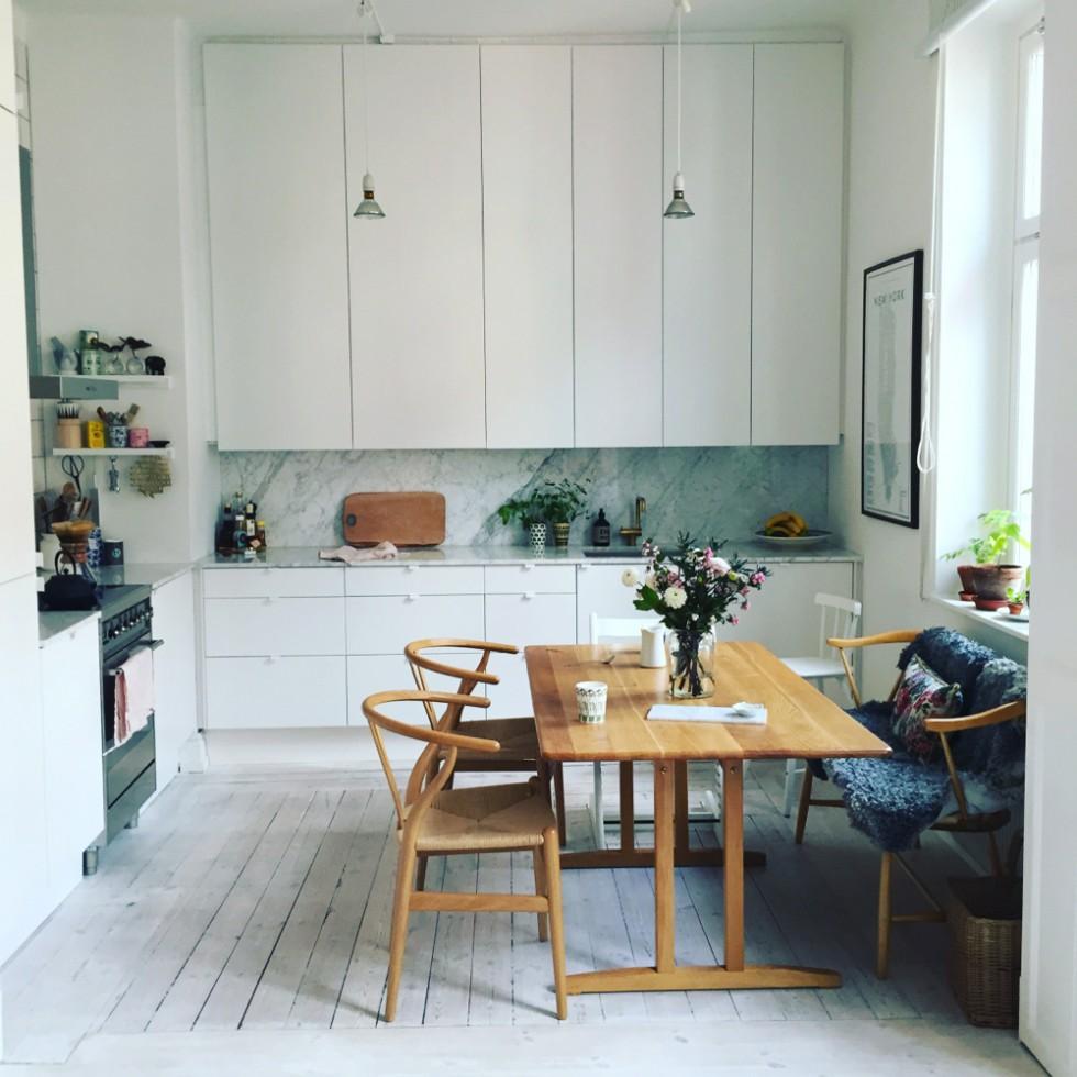Các căn hộ có diện tích nhỏ nên thiết kế nội thất để tối ưu hóa không gian sống. Ảnh sưu tầm.