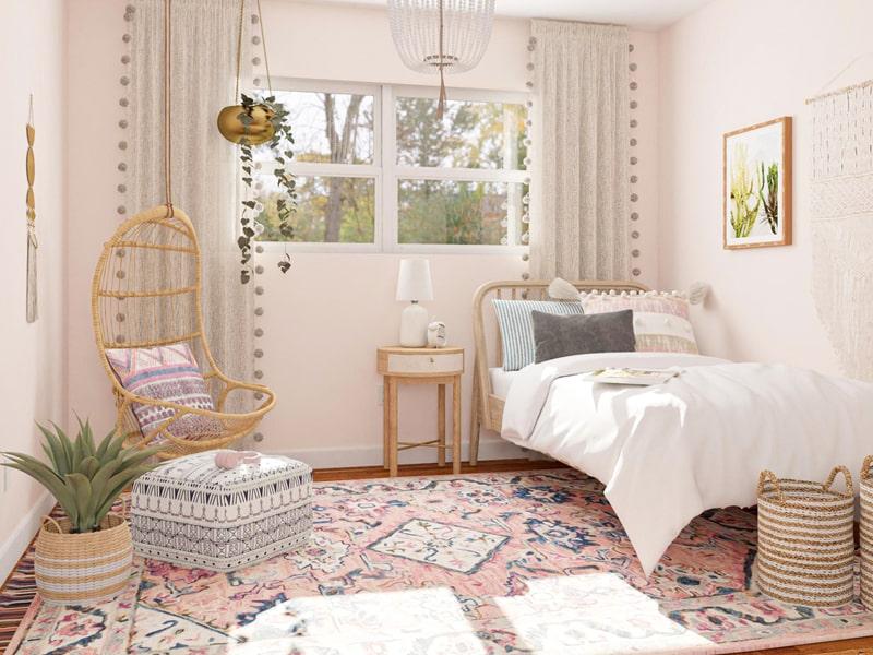 Giường phải có cấu tạo từ chất liệu an toàn (Ảnh sưu tầm)