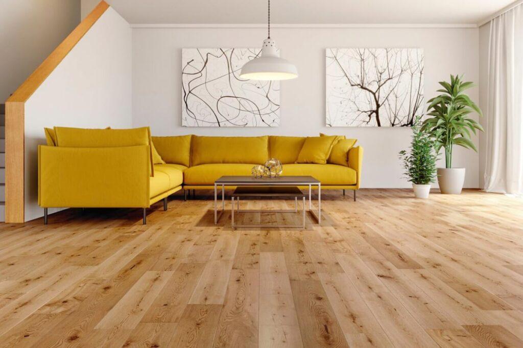 Gỗ sồi sở hữu nhiều ưu điểm vượt trội hơn các loại gỗ khác. (Ảnh sưu tầm)