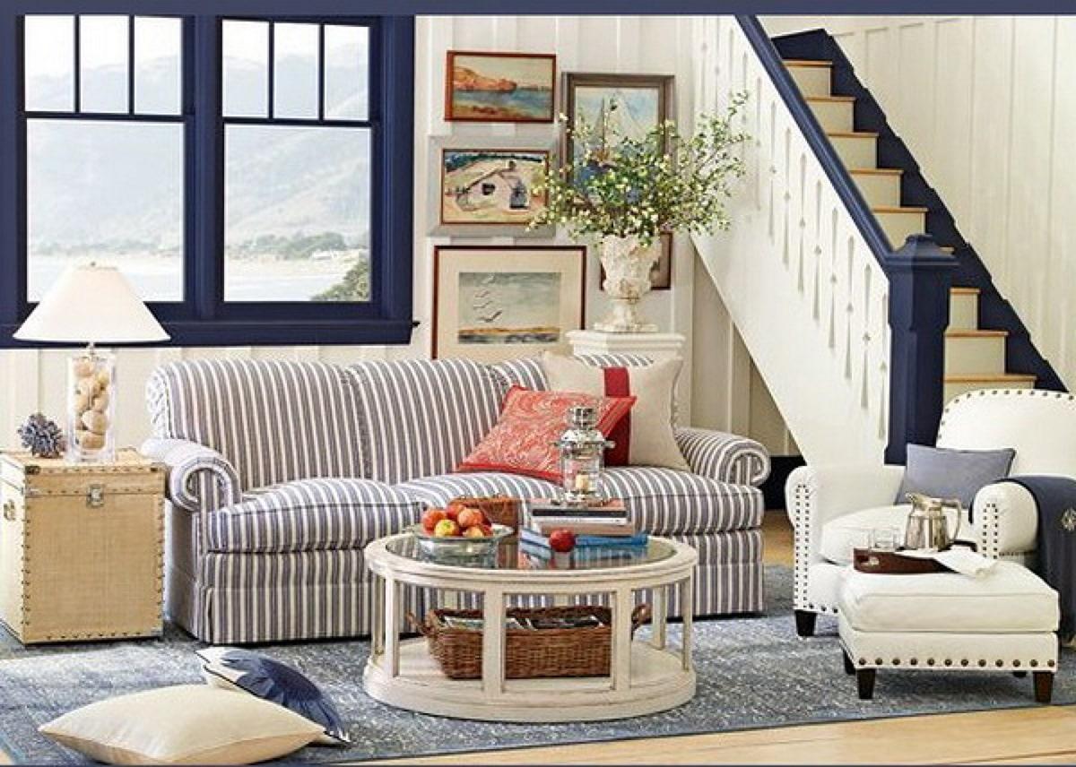 Trong phòng khác không thể thiếu ghế Sofa và gối tựa nhỏ. Ảnh minh họa
