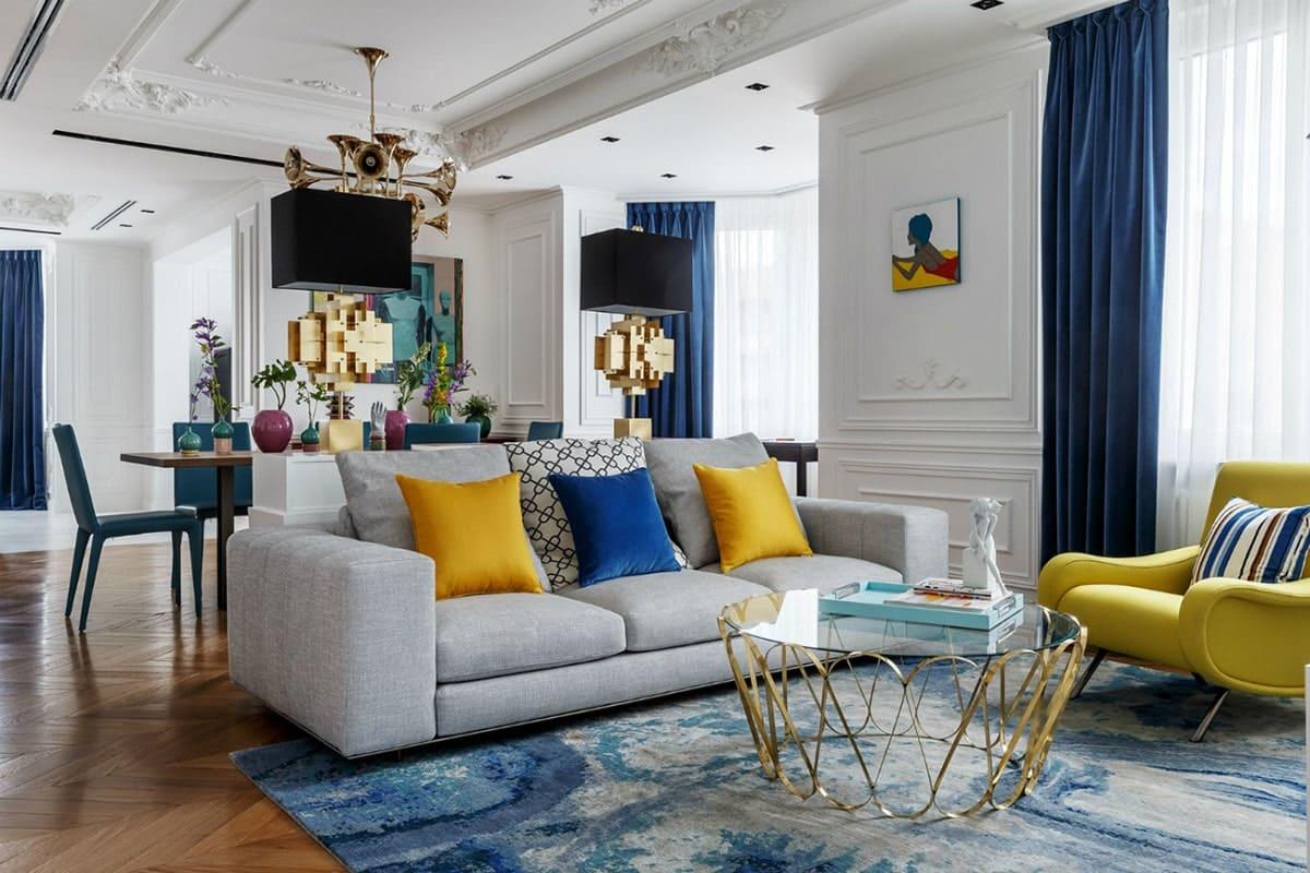 Những món đồ nội thất độc lạ là điểm nhấn trong phong cách Maverick.