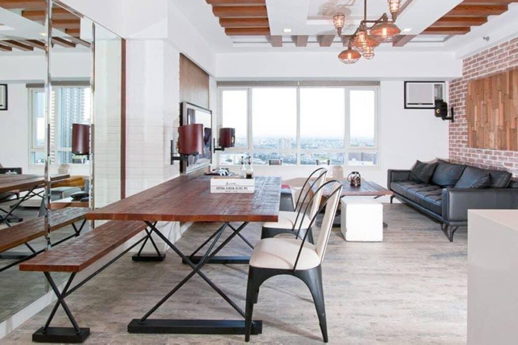 Phong cách nội thất Rustic đề cao sự đơn giản trong thiết kế