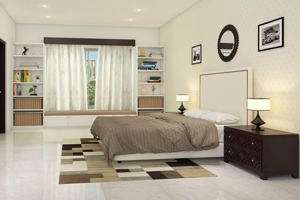 Lưu ý những điều cấm kỵ để thiết kế phòng ngủ hợp phong thuỷ