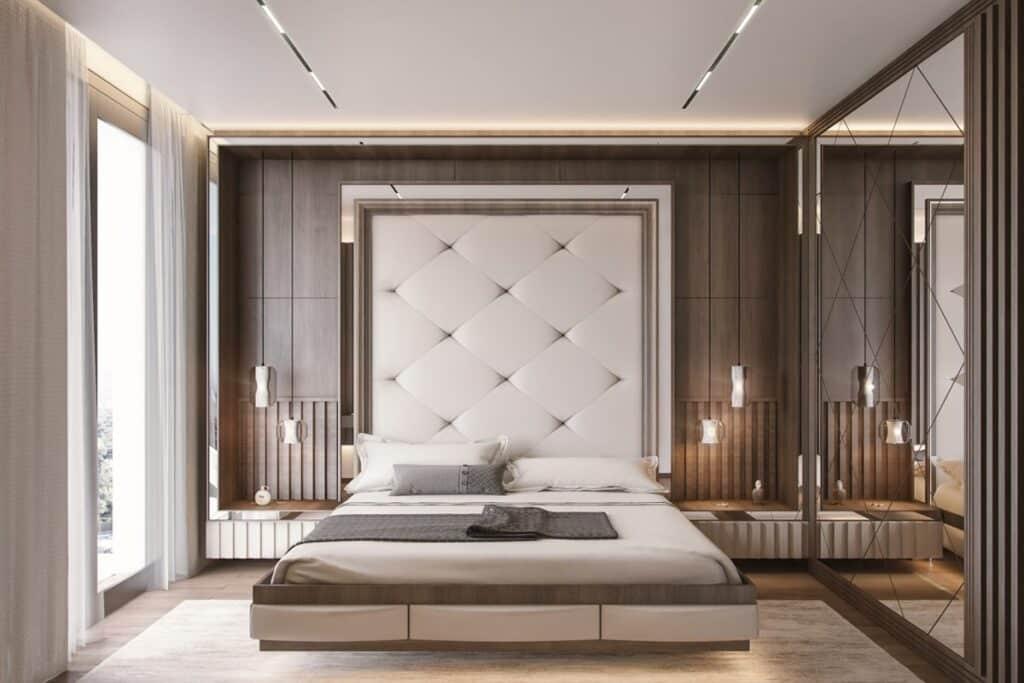 Nên chọn hướng phòng ngủ hợp với phong thủy của gia chủ