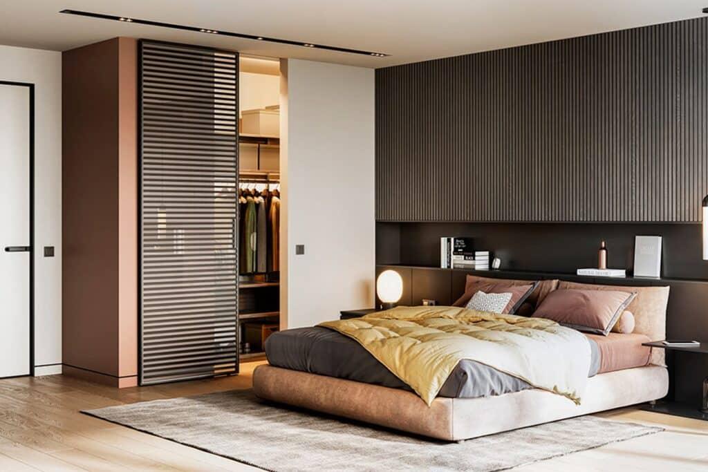 Phòng ngủ nên có hình vuông hoặc hình chữ nhật là tốt nhất