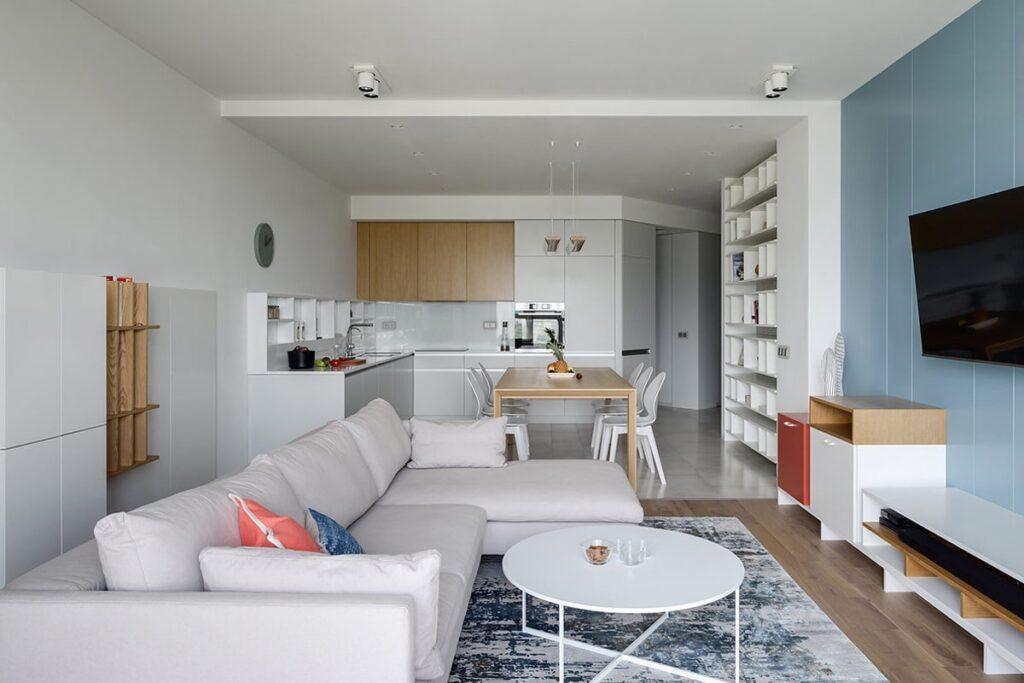 Chi phí thiết kế nội thất 70m2 phù thuộc vào nhu cầu và khả năng tài chính của mỗi gia đình. (Ảnh sưu tầm)