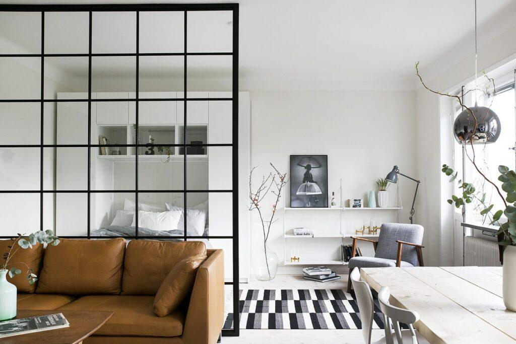 Thiết kế nội thất chung cư 70m2 phù hợp với diện tích thực tế. (Ảnh sưu tầm)