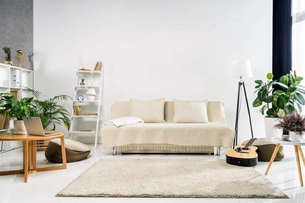 Thoải mái thể hiện phong cách cá nhân trong thiết kế nội thất chung cư 70m2. (Ảnh sưu tầm)