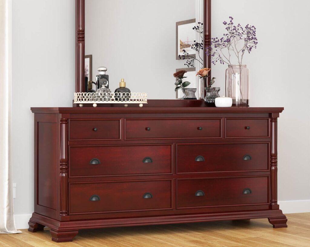 Những món đồ từ gỗ gụ vẫn được nhiều người lựa chọn trong thiết kế nội thất nhà ở. (Ảnh sưu tầm)