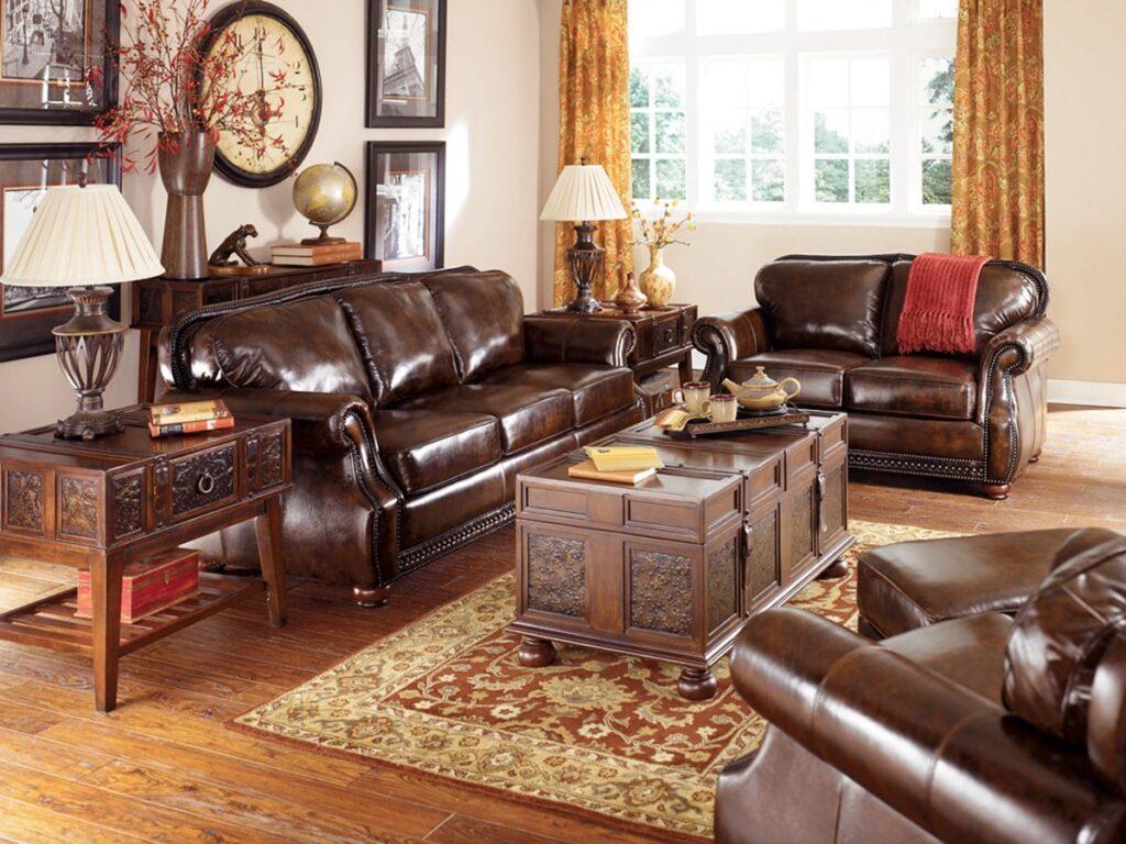 Đồ nội thất bằng gỗ sưa được được các đại gia săn lùng cho công trình thiết kế biệt thự. (Ảnh sưu tầm)